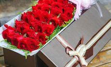 诗韵33支玫瑰