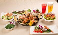 阿根廷红虾海鲜烩饭三人餐