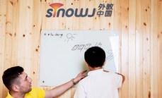 外教中国外教少年英语一对一