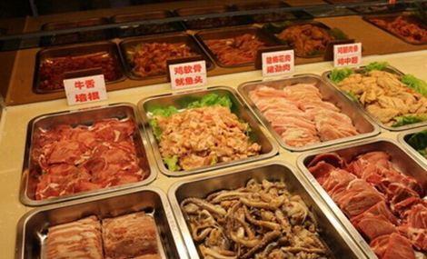 金太郎自助烤肉火锅(永春店)