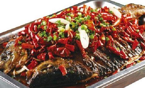 鱼小魅碳烤全鱼