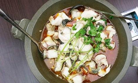 宫廷石锅鱼(北峰店)