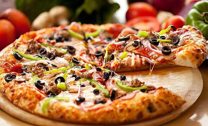 简德披萨 - 大图