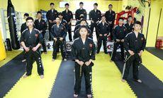 龍圣青少跆拳道私教课