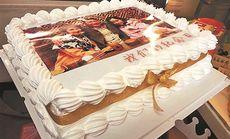 焙焙DIY数码照片蛋糕