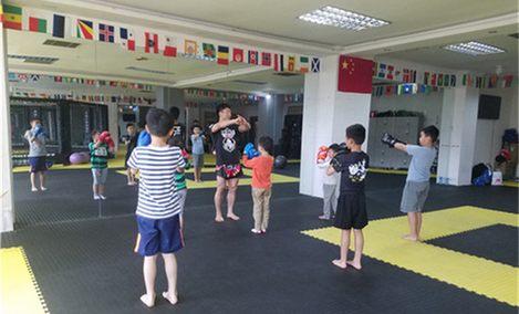 昆明拳动力综合格斗俱乐部
