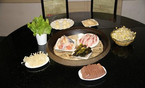 姥家大锅台(定安中路店)