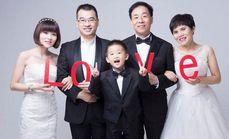 韩国baby一生一世全家福