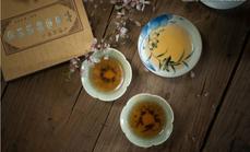 紫悠轩白茶寿眉茶餐