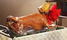 李家大院烤全羊套餐