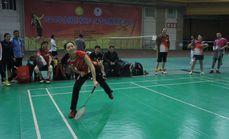陈梅体育羽毛球成人初级班