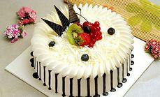 爱乐美8英寸单层蛋糕