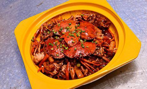深海肉蟹煲