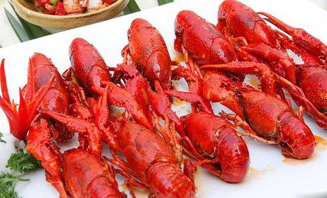 香吧岛特色小龙虾