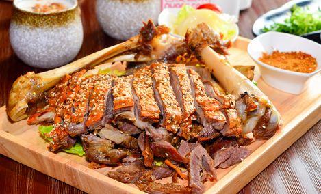 天山盛宴羊肉串