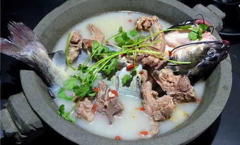 龙琳舫原始石锅鱼