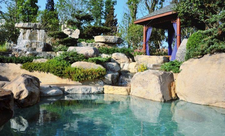 青岛白鹭湖温泉度假区