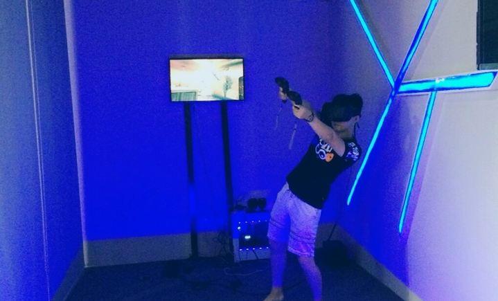 莲鹿VR体验馆