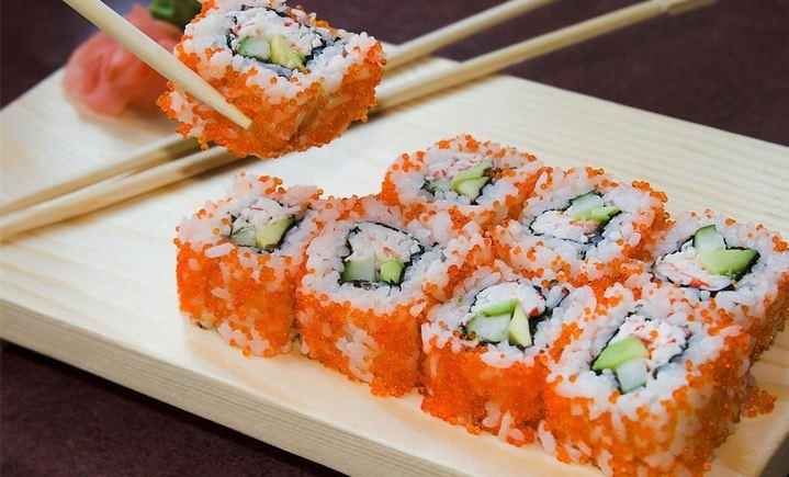 小米粒寿司