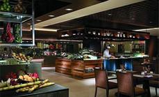比格比萨机场国泰店自助餐