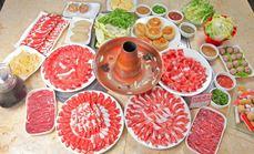 汤仙聚涮羊肉8至10餐