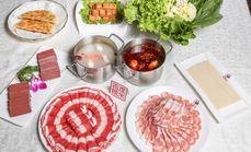 鲜厨坊火锅双人精品套餐