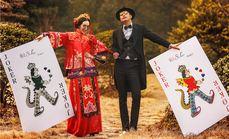 韩国映画高端婚纱摄影