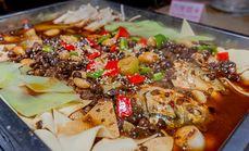 大鑫年招牌烤鱼套餐
