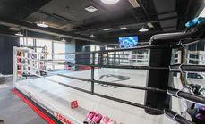 泰之格泰拳格斗塑型健身馆