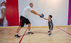 YBDL少儿篮球培训联盟