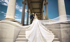 巴黎婚纱摄影尊爵系列