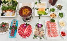 御香苑肥牛火锅四人餐