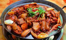 鸿福美园柴鸡3-4人餐