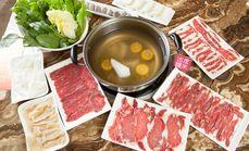 大手指牛肉火锅4至5人餐