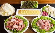 北大荒铁锅炖4人餐