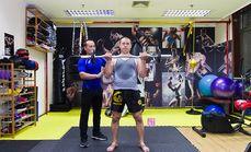 腾俊搏击健身工作室