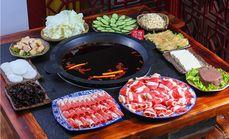 杨门老灶火锅双人餐