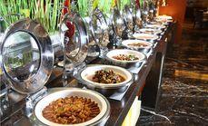 民族饭店美食节单人自助午餐