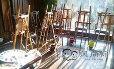 风向标画室绘画2人课程
