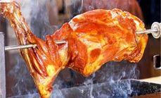 龙娃烤羊腿6至8人餐
