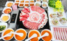 汉釜宫高配三人餐