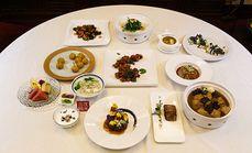 北京西国贸4人餐