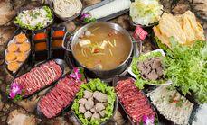高兴一锅四人牛肉火锅套餐