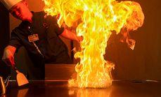 炙香汇苑铁板烧晚餐自助