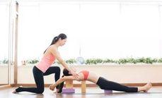 梵荷瑜伽肩颈调理一对一课