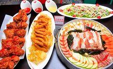 the Frypan -韩国炸鸡&啤酒(新都店)