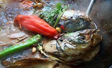 金盛强柴锅炖鱼4人餐