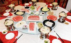 国安宾馆5-6人火锅套餐