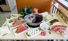 晓林火锅四人餐