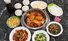蟹老宋缅甸鲜活香辣蟹套餐